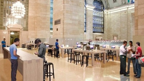 Apple Store, Grand Central Station di New York