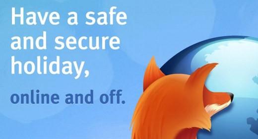 Auguri da Firefox