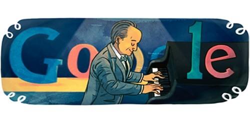 Google Doodle per Nino Rota