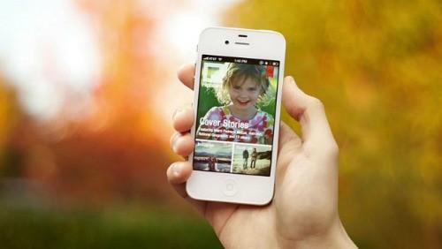 Flipboard su iPhone