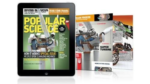 Popular Science + su iPad