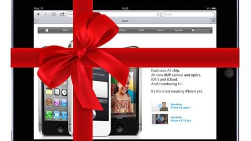 iPad Natale