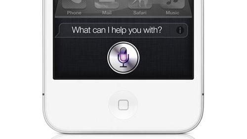 Siri su iPhone 4