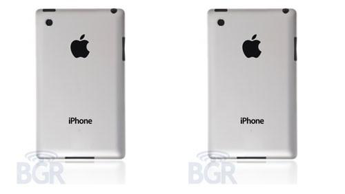 iPhone 5, mockup