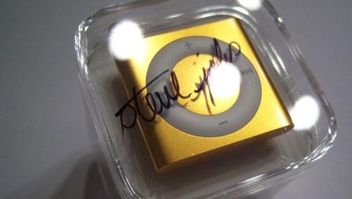iPod Shuffle di Steve Jobs