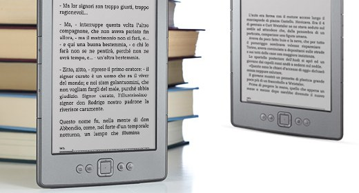 Kindle in Italia