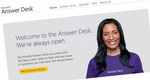 microsoft-answer-desk