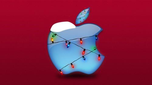 Natale Apple