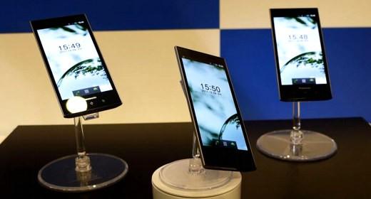 Smartphone Panasonic