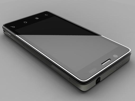 Smartphone - Prototipo Intel
