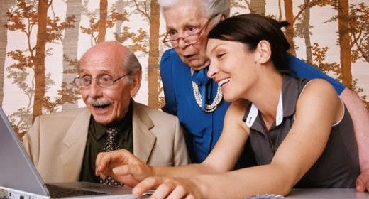 Iniziativa Telecom Italia Navigare Insieme per gli Over 60