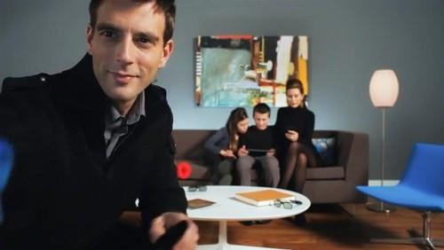 immagine dal samsung video