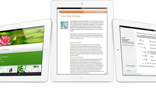 iBooks su iPad 2