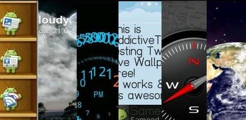 Sfondi animati per Android