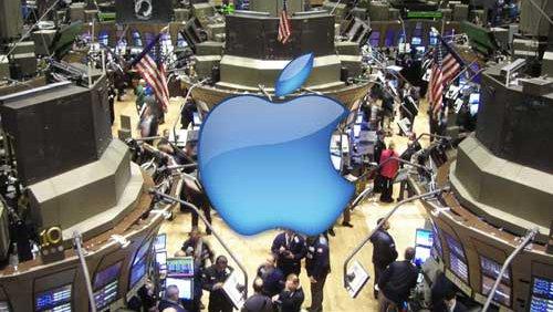 Apple Borsa