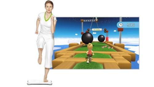 Balance Board Wii Fit
