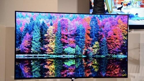 CES 2012 TV OLED LG