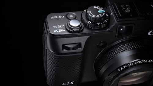 Canon PowerShot GX1