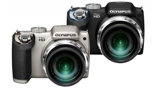 Olympus SP-720UZ e Olympus SP-620UZ