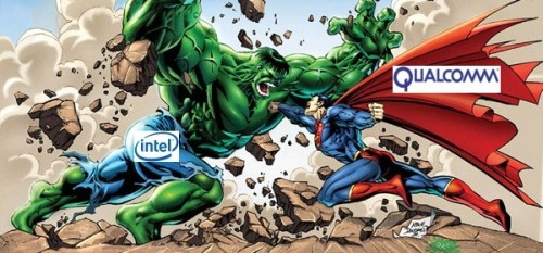 Intel vs. Qualcomm