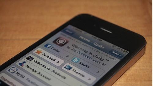 Jailbreak iPhone 4s