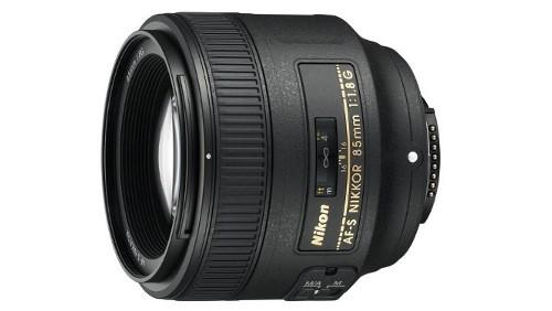 Nikon AFS Nikkor 85mm f1.8G