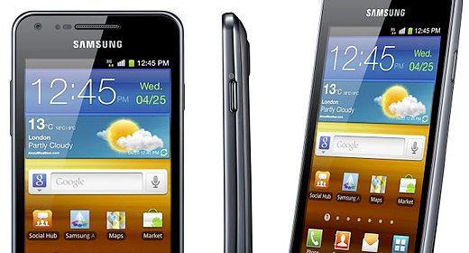 Samsung Galaxy S Advanced