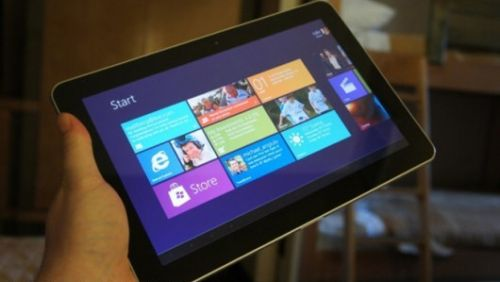 Tablet Intel Windows 8