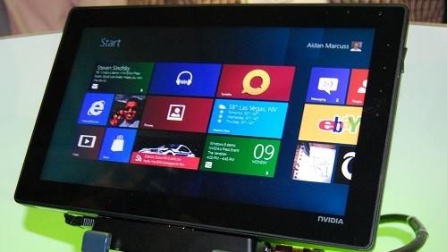 Tablet NVIDIA Windows 8