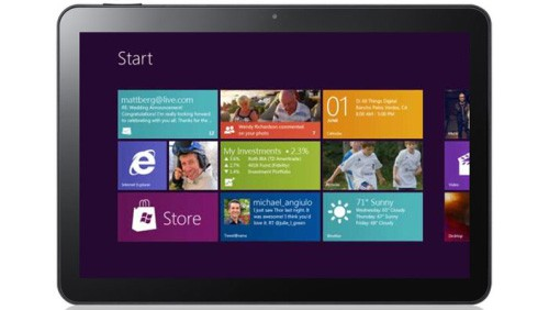 Tablet Samsung Windows 8