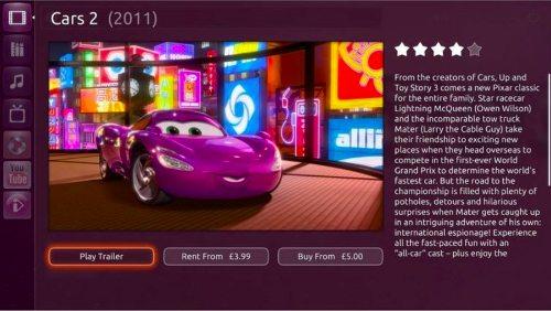 Ubuntu TV
