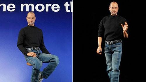 Action Figure di Steve Jobs