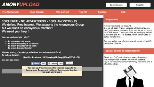Anonyupload