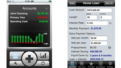 Applicazioni iOS per gestire le proprie finanze