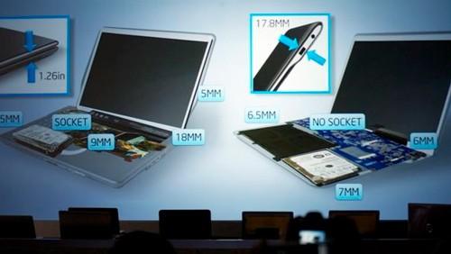 Intel al CES 2012