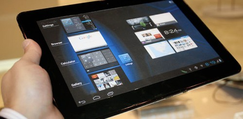 Tablet Android Coby