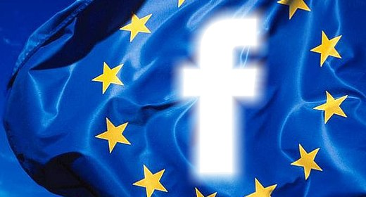 Facebook in Europa