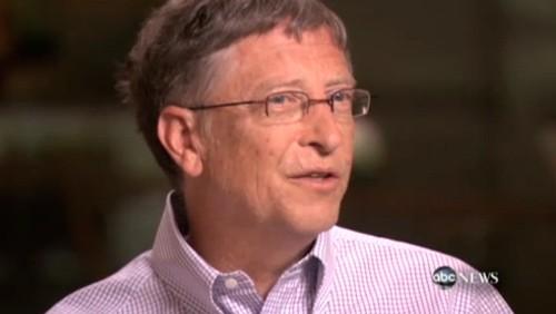 Bill Gates parla di Steve Jobs