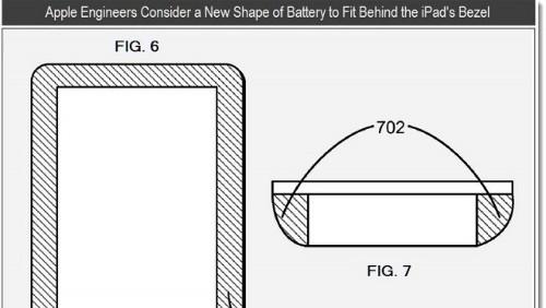 iPad brevetto