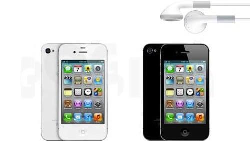 iPhone 4S audio