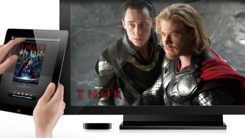 iTV e iPad 2