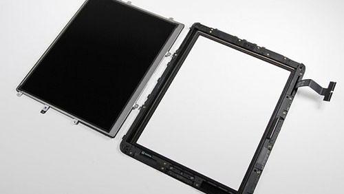 iPad 3, display