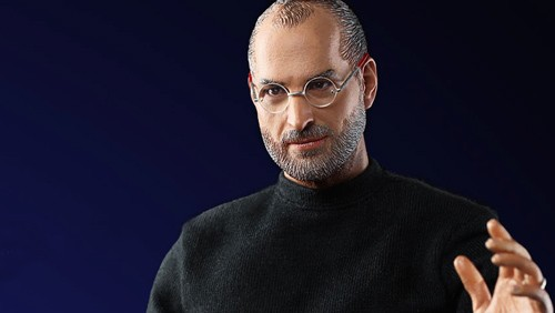 Action figure Steve Jobs