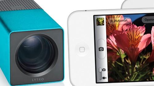 Lytro, iPhone 4S