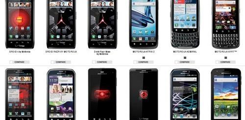 Dispositivi Android Motorola
