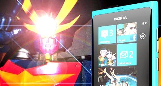 Nokia e Daitarn III