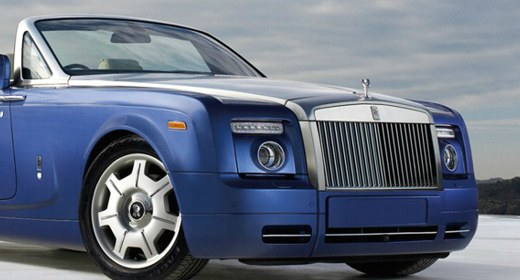 Rolls-Royce Phantom Drop Head Coupe