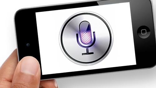 Siri su iPod touch