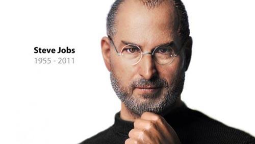 Steve Jobs, Action Figure