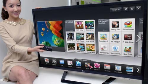 Smart TV di LG